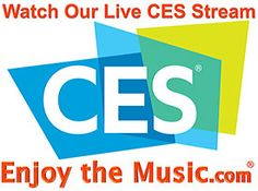 Missed our live #CES2016 broadcast? If so, we have many highlight videos from our CES 2016 live stream now available online at www.EnjoyTheMusic.com/CES_2016/CES_2016_Live_Stream/