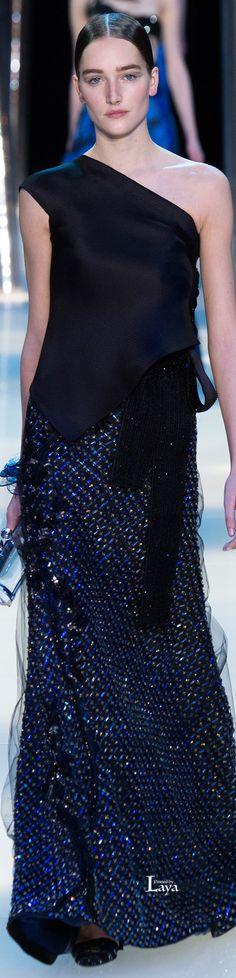 Armani Privé* Spring 2015 Couture  032115