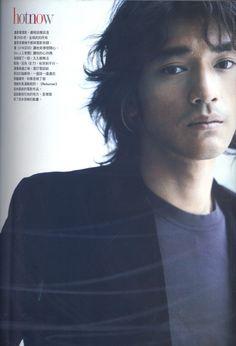 kaneshiro takeshi | Takeshi Kaneshiro post on Vogue magazine