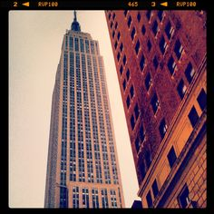 New York. Empire State Building.