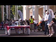 World Solar Challenge in Australia - Day 1 highlights