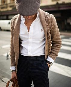 Mens fashion and style ideas - outfit accessories haircut and more.
