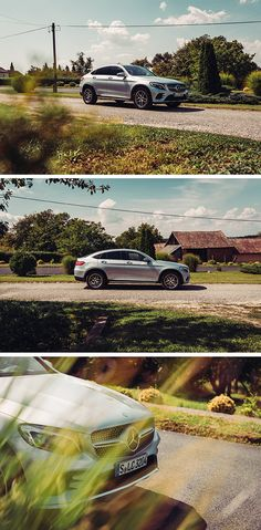 The Mercedes-Benz GLC Coupé combines the multifunctional soul of a SUV and the appeal of a coupé: a skillful fusion of emotion and intelligence. #ChasingStars