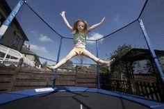Safest Trampolines for Kids