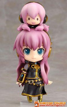 Vocaloid Character Vocal Series 3 Nendoroid PVC Action Figure Luka Megurine 10 cm   ( Good Smile Company )