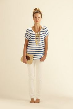 Relaxed, casual style  - great for summer