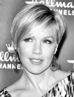 Jennie Garth, 40 - 2012 Short Hairstyles for Women - Hair Cuts Styles Trends