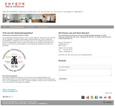 Akupunktur, Chinesische Medizin TMC, Komplementärmedizin, medizinische Massage, Zürich, Kräutertherapie, Schröpfen