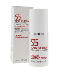 Renew Eye Cream (15ml) by s5