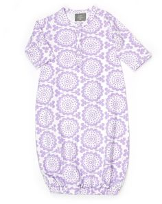 Amazon.com: Kate Quinn Organics Unisex-baby Classic Sacque, 0-3M (Airplane): Clothing