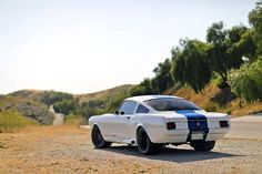 Classic Recreations 1966 Shelby GT350