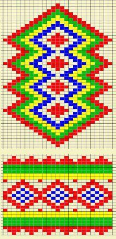 Ravelry: Lapin Lapaset pattern by Mary Olki Knitted Mittens Pattern, Knit Mittens, Knitting Socks, Knit Socks, Knitting Charts, Knitting Patterns, Knitting Ideas, Tapestry Crochet, Knit Crochet