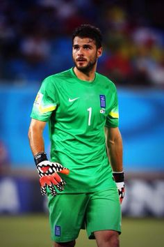 One of the most attractive goalkeepers  569cd14f4