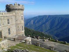 Observatoire Météo du Mont Aigoual à Valleraugue
