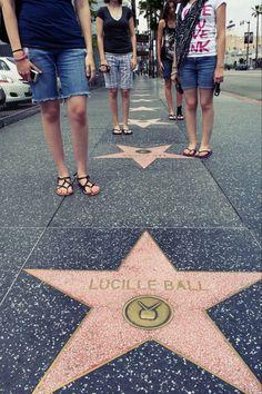 walk of fame :)