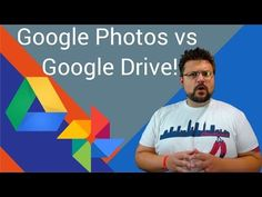 (5) Google Photos vs.Google Drive, which to use? Updated Aug 2017! - YouTube