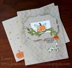 Laura's Works of Heart: WICKEDLY SWEET TREAT SEPTEMBER 2015 PAPER PUMPKIN: