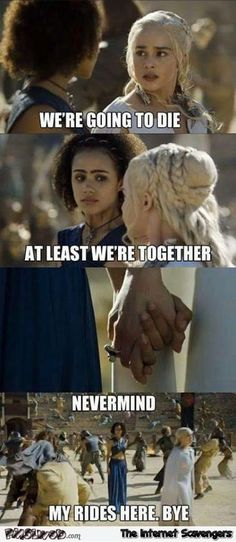 Game of Thrones humor – Season 6 is coming | PMSLweb