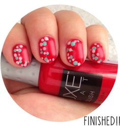 Guest Blogger: BunnieXOXO from BSugarCoated's 'Spotty Octopus' Mani