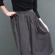 Dirndl Skirt Dirndl Skirt, Skirt Tutorial, Made Clothing, Stitches,  Stitching, Stitch 53dd305f13