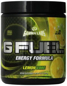 * Gamma Labs G Fuel Dietary Supplement, Lemon Lime, 280 Gram * READ REVIEW @ http://www.store4all.org/fitness/20108/?230
