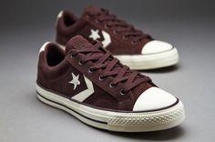 Converse Star Player Cons base Suede - Terre d ombre br l e Naturel 463_LRG.jpg 570×377 pixels