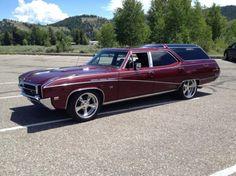 Wagon Wednesday-1969 Buick Sport Wagon