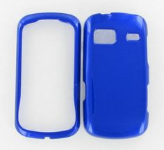 LG LN272 (Rumor Reflex) Blue Protective Case