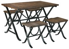 Freimore Rectangular Dining Room Table Set by Ashley Signature Design