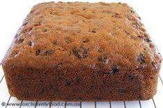 Easy Fruit Cake Recipe