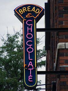 Bread & Chocolate...St. Paul, Minnesota
