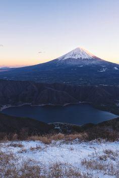 Mt. Fuji, Japan | Yuga Kurita