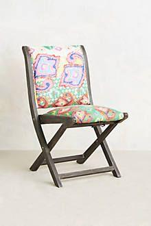 Suzani Folding Chair
