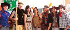Cowboys & Indians - 31 Top Fancy Dress Ideas For Students - universitycompare.com/fun/top-best-cheap-fancy-dress-ideas-for-students-2014/