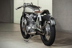 1972 Honda CB450 K5 by Vagabond Moto 4