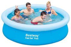 Zwembad Fast Set (198x51cm) (Bestway)