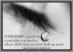 66 Best Tears Images On Pinterest Palabras Pensamientos And
