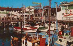 Fisherman's Wharf  San Francisco, California