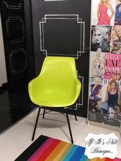 Flea Market Flip - Chair Makeover