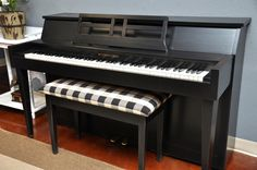 I love this piano bench, ideal for students and classrooms  http://adjustablepianobench.net