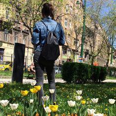 new backpack is done🖤 . Knits, Backpacks, Bags, Instagram, Fashion, Handbags, Moda, La Mode, Women's Backpack