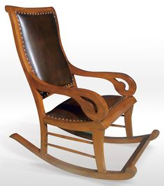 Western Rocking Chairs at Timberline! *** Cowboy Chairs!  Ideas ...