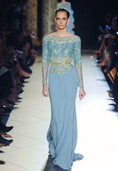 Elie Saab haute couture f/w 2012