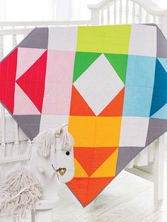 Quilt Pattern Books - Quick & Easy Baby Quilts