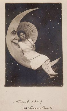 One of the most popular early 20th century studio props appears in thousands of vernacular photos.