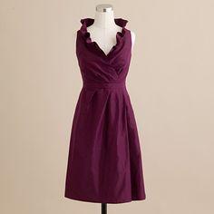 jcrew bridesmaid dress?