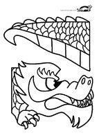 Dragon printable