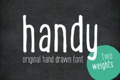 Handy - Creative Fabrica