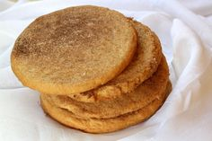Cinnamon- Vanilla Monster Cookies
