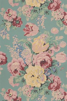 Anna French Wild Flora - Bouquet - BOUWP023